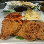 Best fried chicken in San Diego county