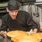 Come and taste the greatest Cheese & Onion pies