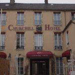 Photo de Hotel Churchill