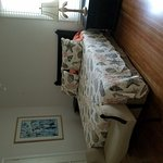 2 Bedroom house available $199.00 per night with beautiful view of the Indian River Lagoon and p