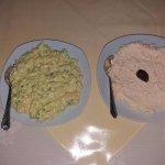 Σαρακοστιανές κρύες σαλάτες