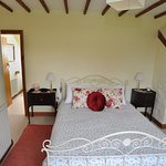 Flora's Barn King Size Bedroom.