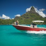 A luxurious boat for your best pictures