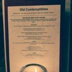 Great specials menu!