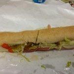 Mancinelli Sandwich