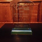 Thank you for nominating Dan's Pub for Entrepreneur of the Year. We are honoured to be this year