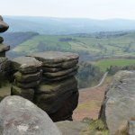 View2 from top of Stanage Edge