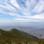 Views from the Teleferico, Quito