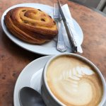 Best coffee and pain au raisin in town!