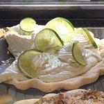 Great Key Lime pie