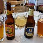 Ethiopian beers & wine