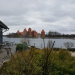 Slottet på avstånd