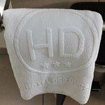 serviettes personnalisées