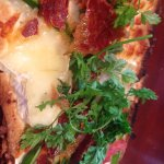 Crispy Prosciutto & Asparagus Flatbread