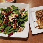 Cranberry Salad with side Chicken breast