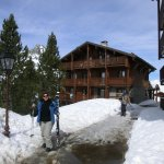 Photo de Residence Chalet des Neiges Arolles