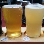 $10 for 4, 5oz beer flight
