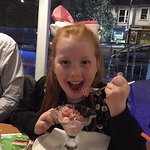 Lovely time at Amici. The staff were amazing & did everything they could do us. The children rea