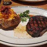 Rib Eye Steak in a Hawaiian Glaze