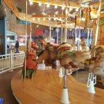 carousel in motion