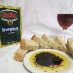 Start your meal off the Padrino's way.......... with complimentay homemade focaccia bread