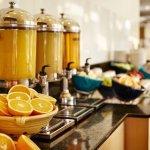 Buffet Breakfast Woods Restaurant