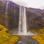 One waterfall (Golden Circle)