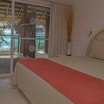3 bedroom villa ocean view / main bedroom