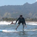 Uncle Bryan's Sunset Suratt Surf School Foto