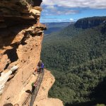 magnificent - Wentworth falls end