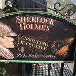 Photo of Sherlock Holmes Museum