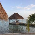 Foto de Bacalar Lagoon Resort