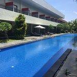 Foto de Kuta Station Hotel