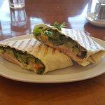 Foto de Blue Ginger Cafe & Deli