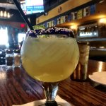 A most delicious Margarita.