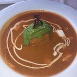 Aztec Soup -- best soup I have EVER tasted.
