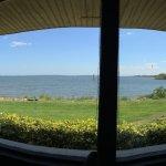 Inter-coastal dining view