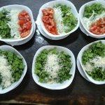 clásica ensalada argentina