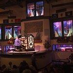 The organist at Organ Stop Pizza