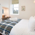 Loch-view bedroom - refurbished 2017