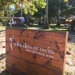 Hotel Vila dos Orixas Foto