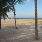 Beach at Playa Langostas #1