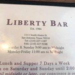 Photo of Liberty Bar
