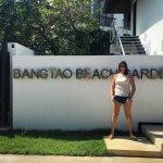 Photo de Bangtao Beach Gardens Apartments