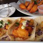 Fish Empanadas and Fish Tacos