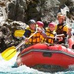Hanmer Springs Rafting