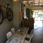 Interior - The Hub Cafe with Chef Dylan Laity Photo