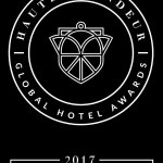Haute Grandeur Global Hotel Awards Shortlisted 2017