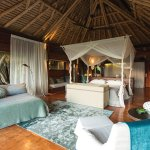 Tranquility in your Villa bedroom