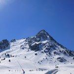 Una de las montañas de Anayet